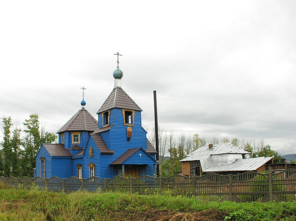 Church of St. Innocent of Irkutsk in Turan, Туран