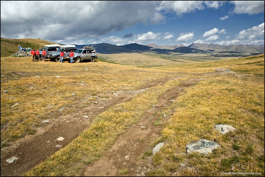 перевал Бугузун, 2608 м, Тээли