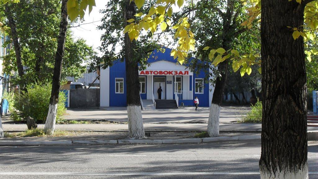 Автовокзал, Хову-Аксы