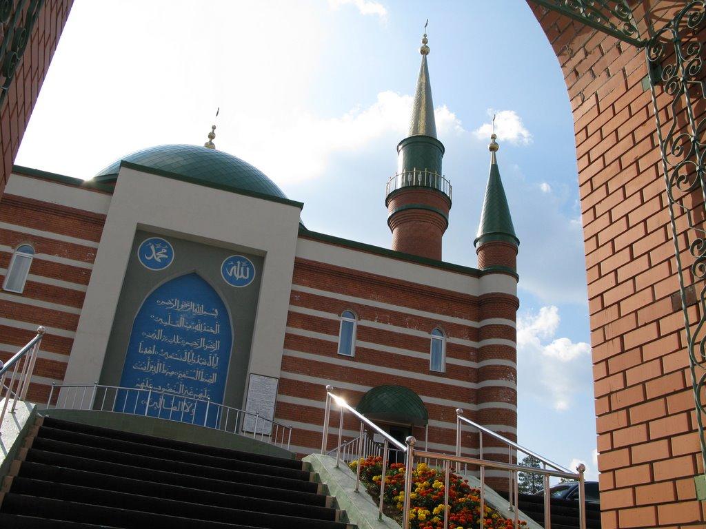 ► Мечеть.   *, Ноябрьск