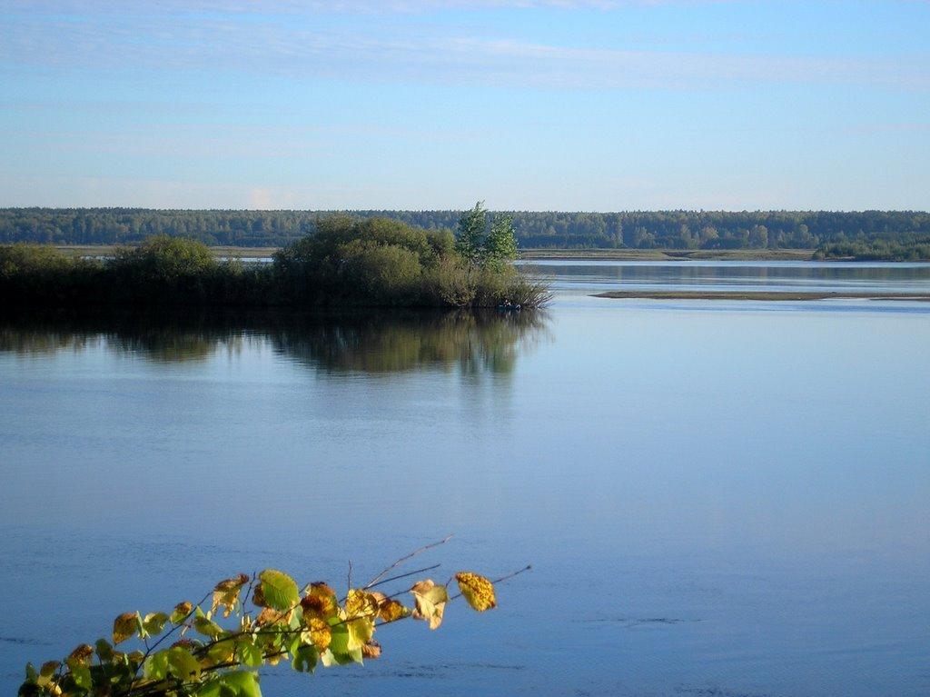 Река Кама, Кама
