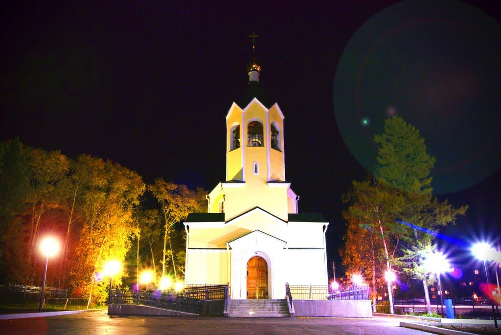 Храм, Николаевск-на-Амуре