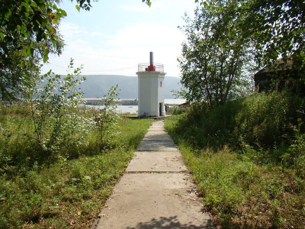 Дорога к маяку, Николаевск-на-Амуре
