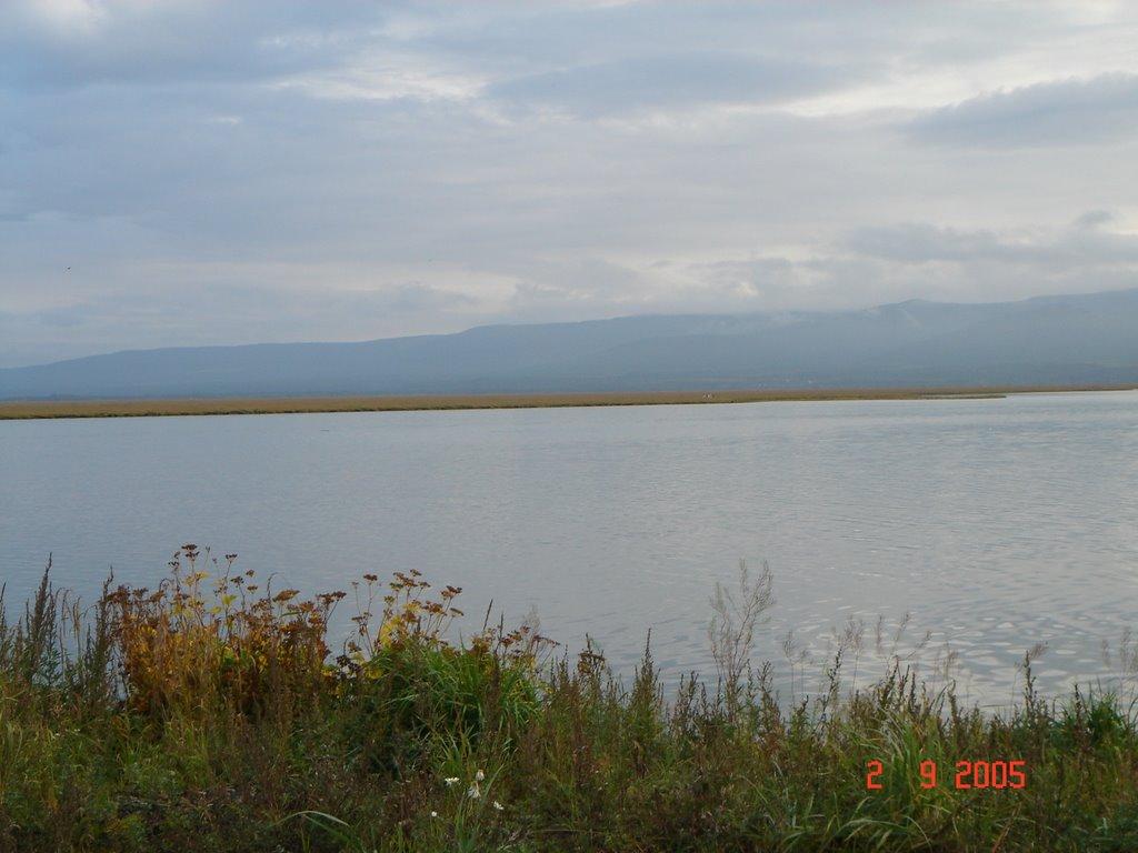 Охотский пейзаж, Охотск