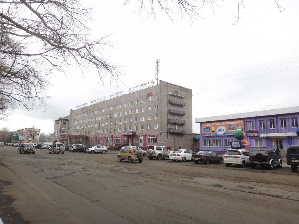 Гостиница Советская Гавань, Советская Гавань
