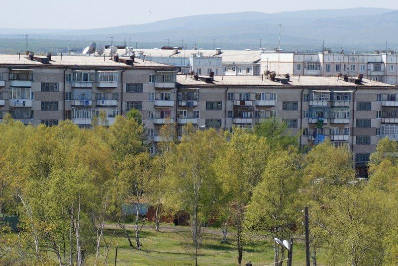 Моргородок, Советская Гавань