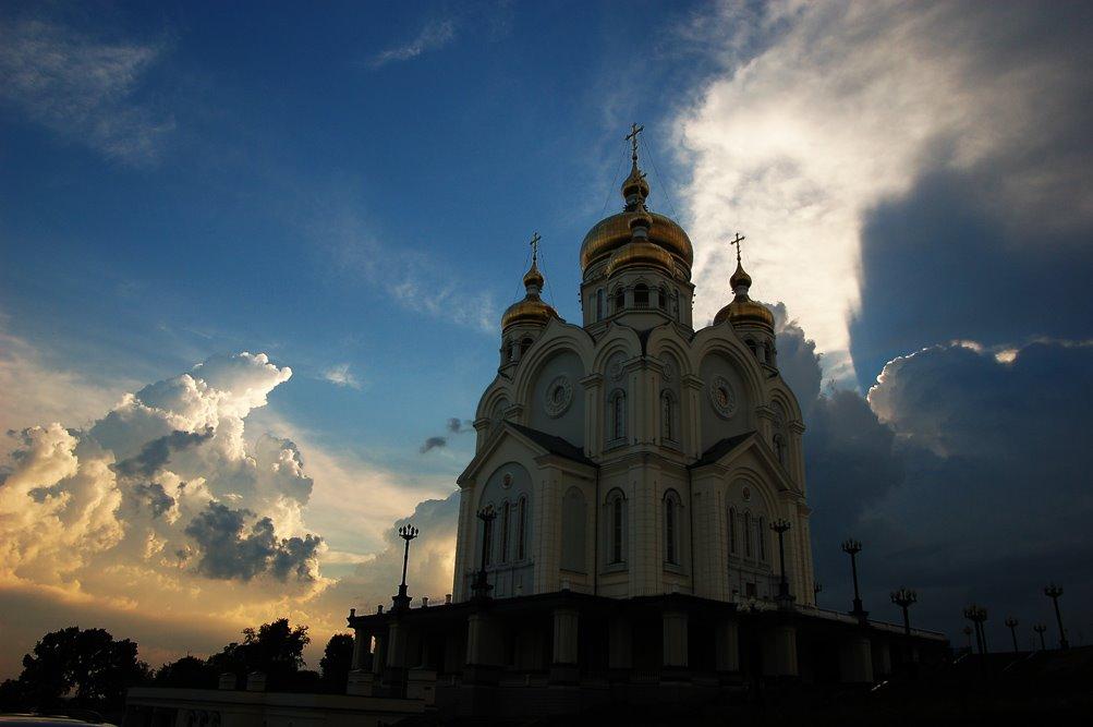 Спасо-Преображенский собор, Хабаровск