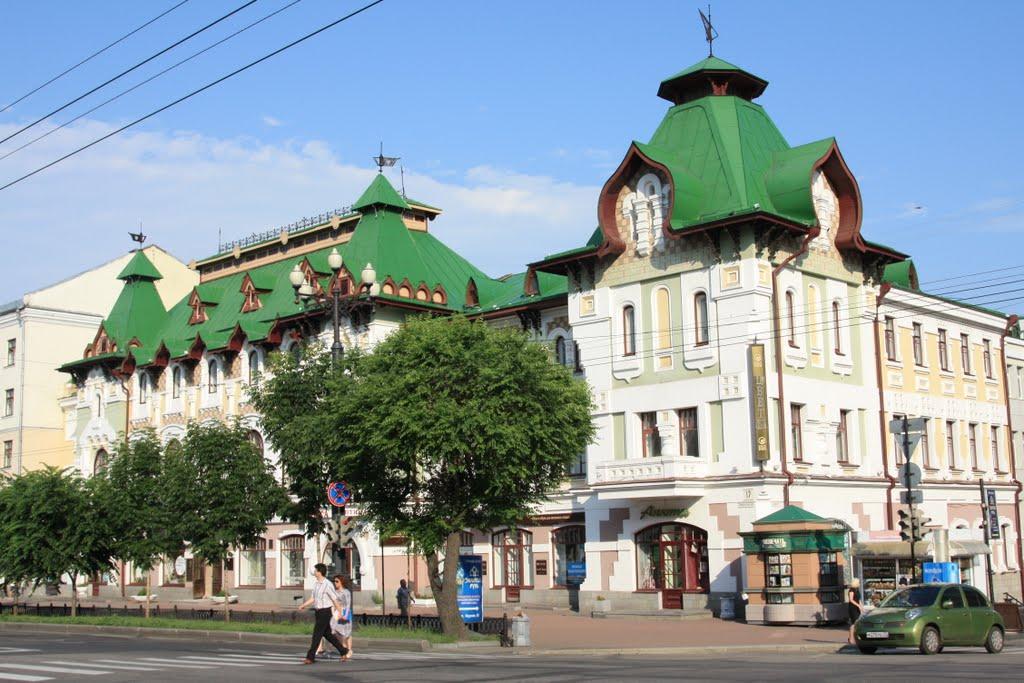 Хабаровск, Хабаровск