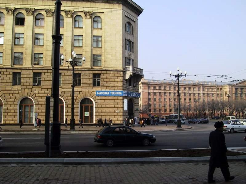 124, Хабаровск