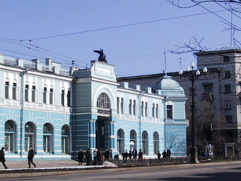141, Хабаровск
