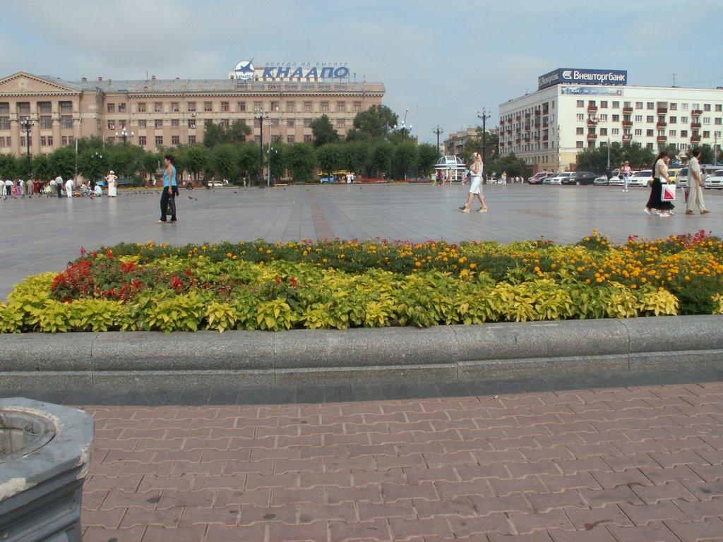 1655, Хабаровск