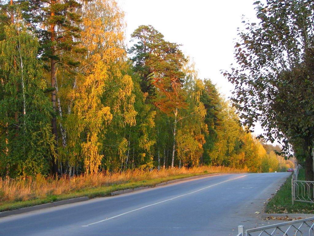 Шоссе на восток 16.09.2005, Снежинск