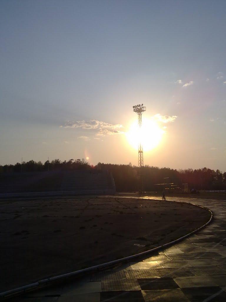 Стадион, Снежинск