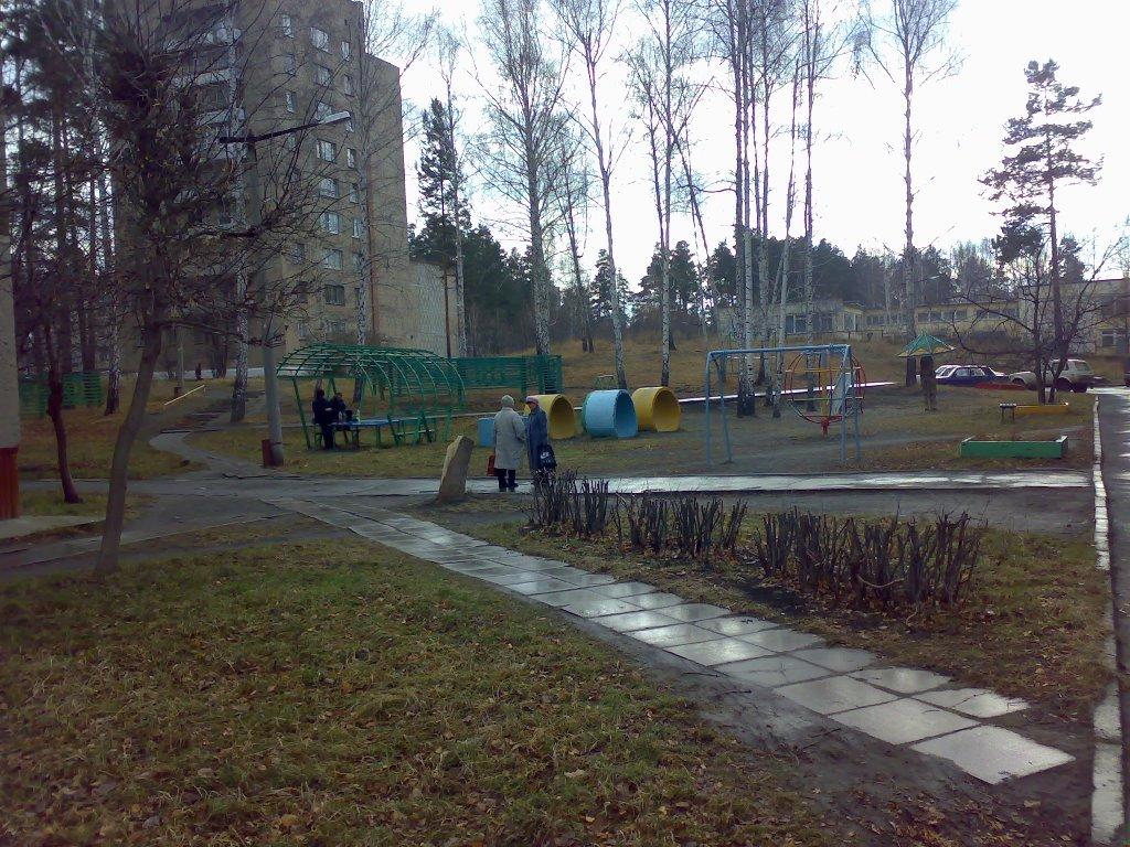 Ул. Дзержинского, Снежинск