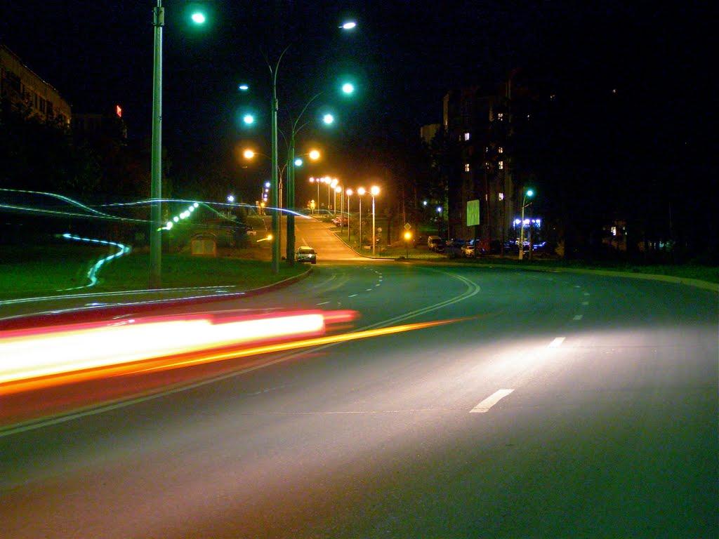 улица Мира, Трехгорный