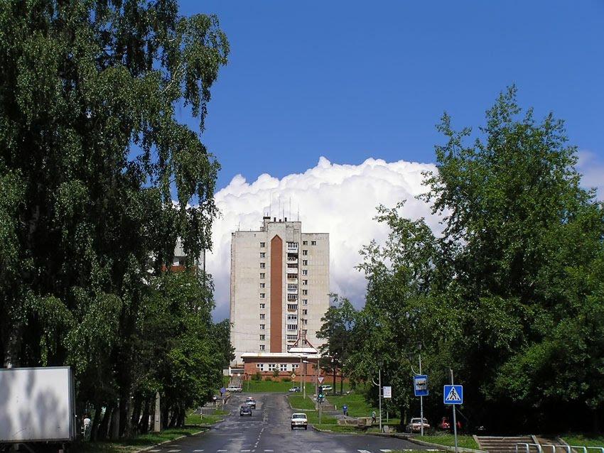 ул. Кирова, Трехгорный