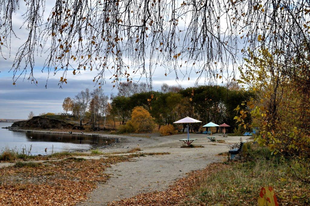 Autumn on the Lake, Озерск
