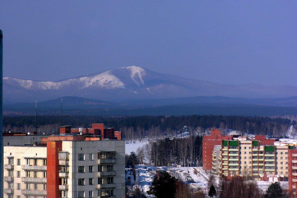 Ozersk Fujiyama, Озерск