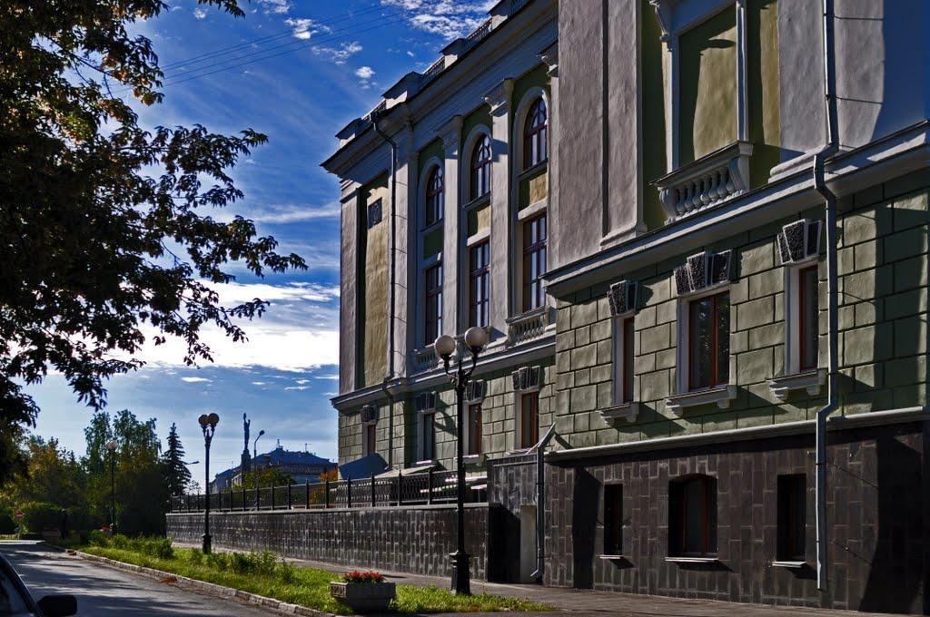 House of Culture, Озерск