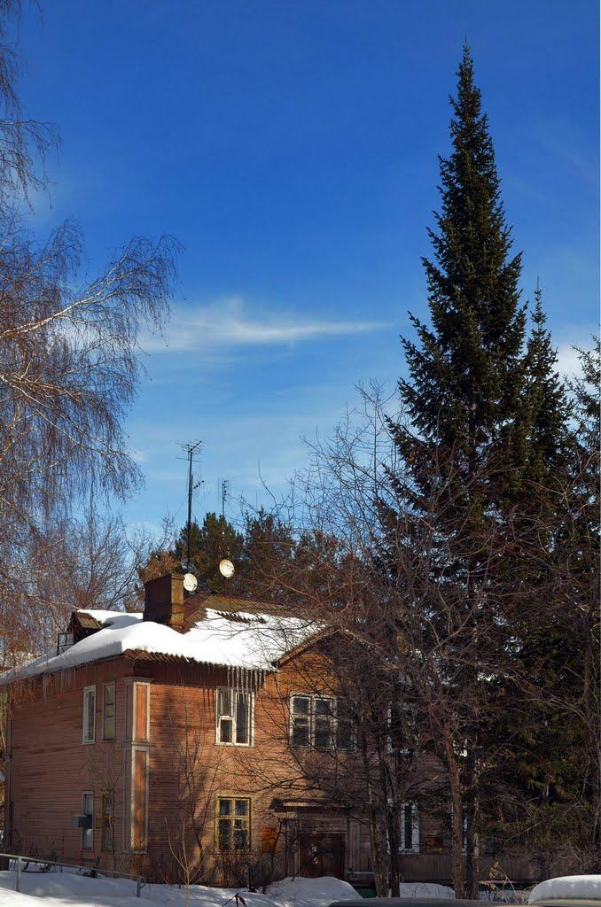Old Yard, Озерск