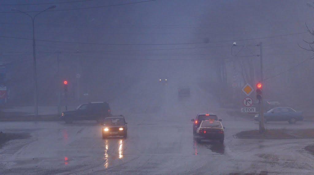 fog, Озерск