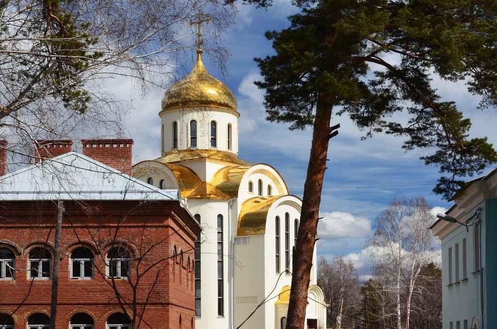 golden dome, Озерск