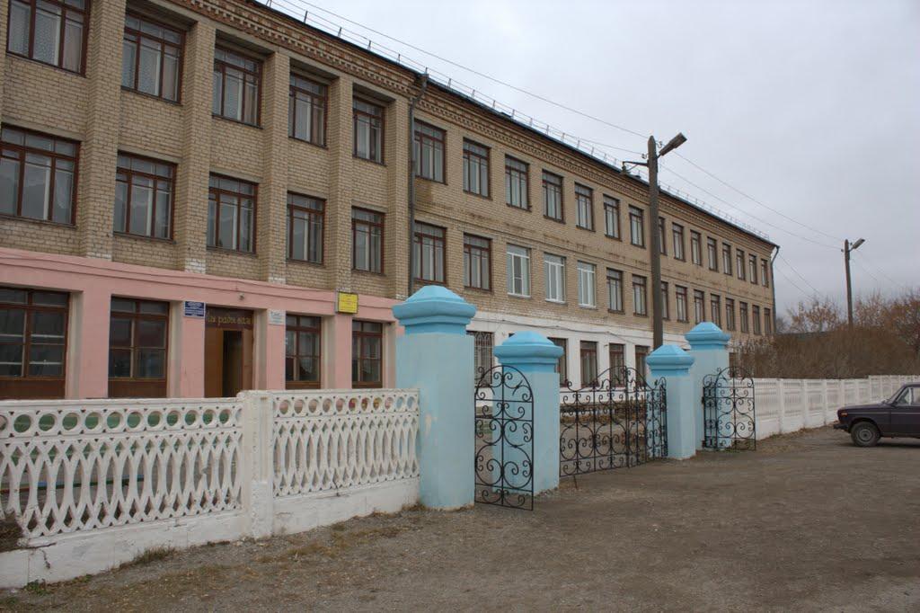 Начальная школа, Агаповка