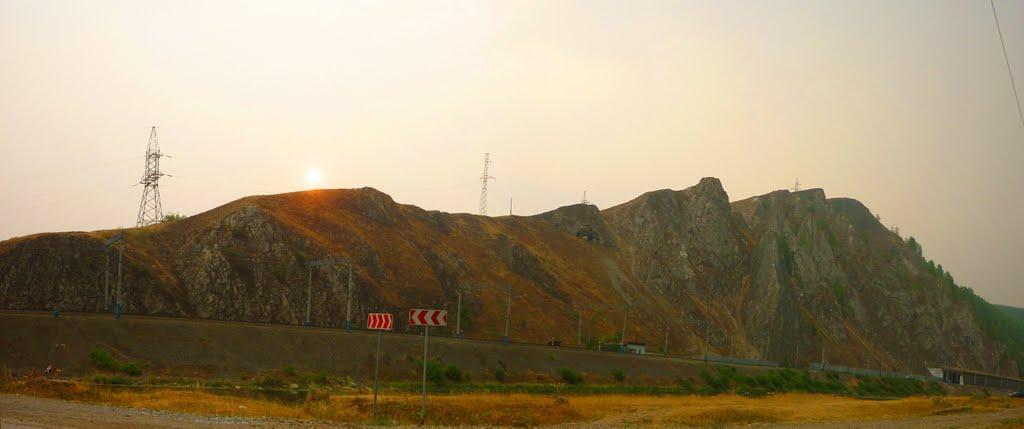 Соколиная гора с Аминовки, Аша