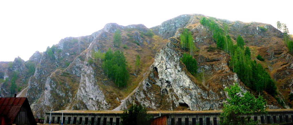 Соколиная гора, Панорама, Аша