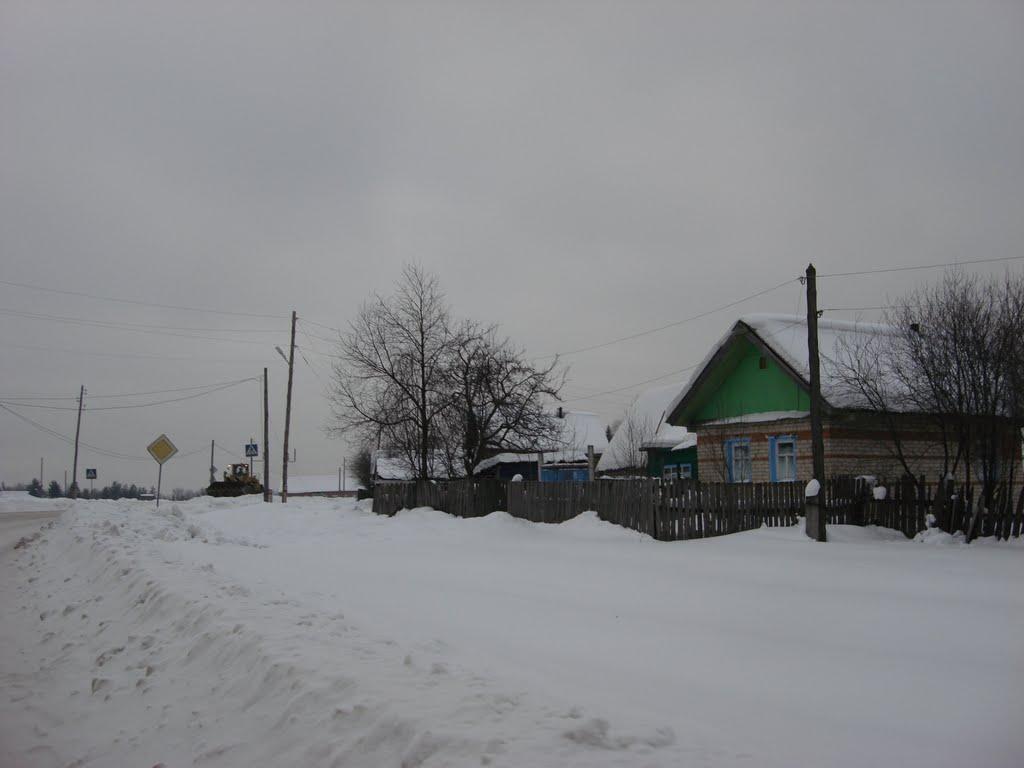 Asha. Winter, Аша