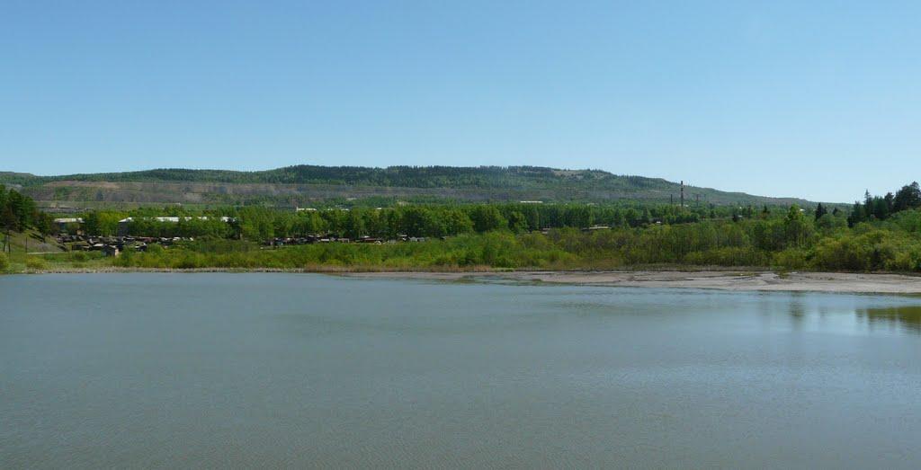 Старый пруд, Бакал