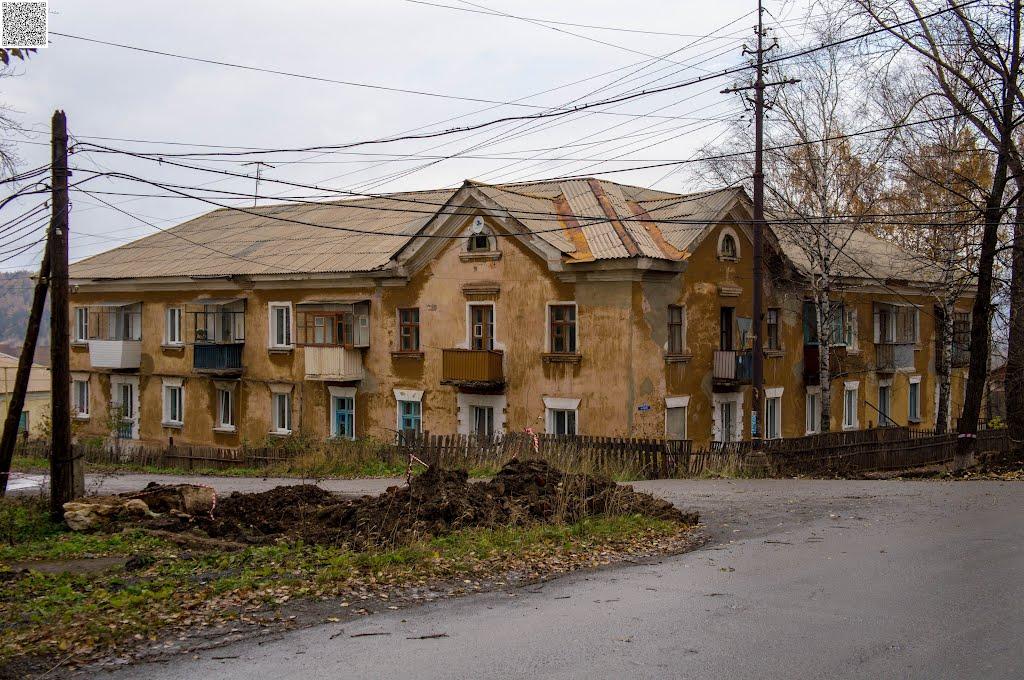 Bakal, ulitsa Lenina, 58, Бакал