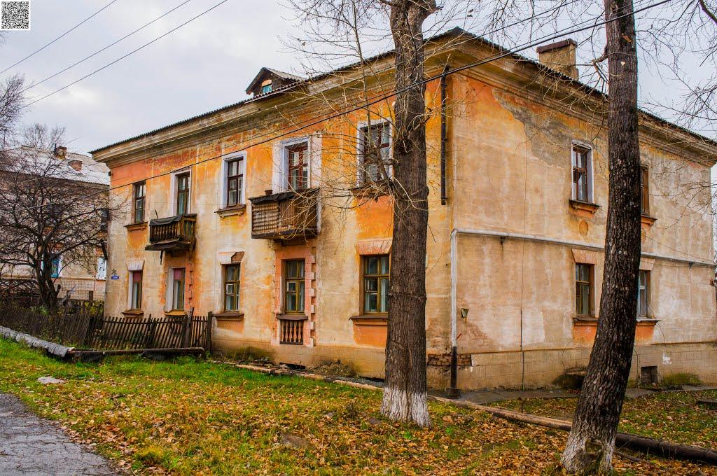Bakal, Yuzhnaya ulitsa, 18, Бакал