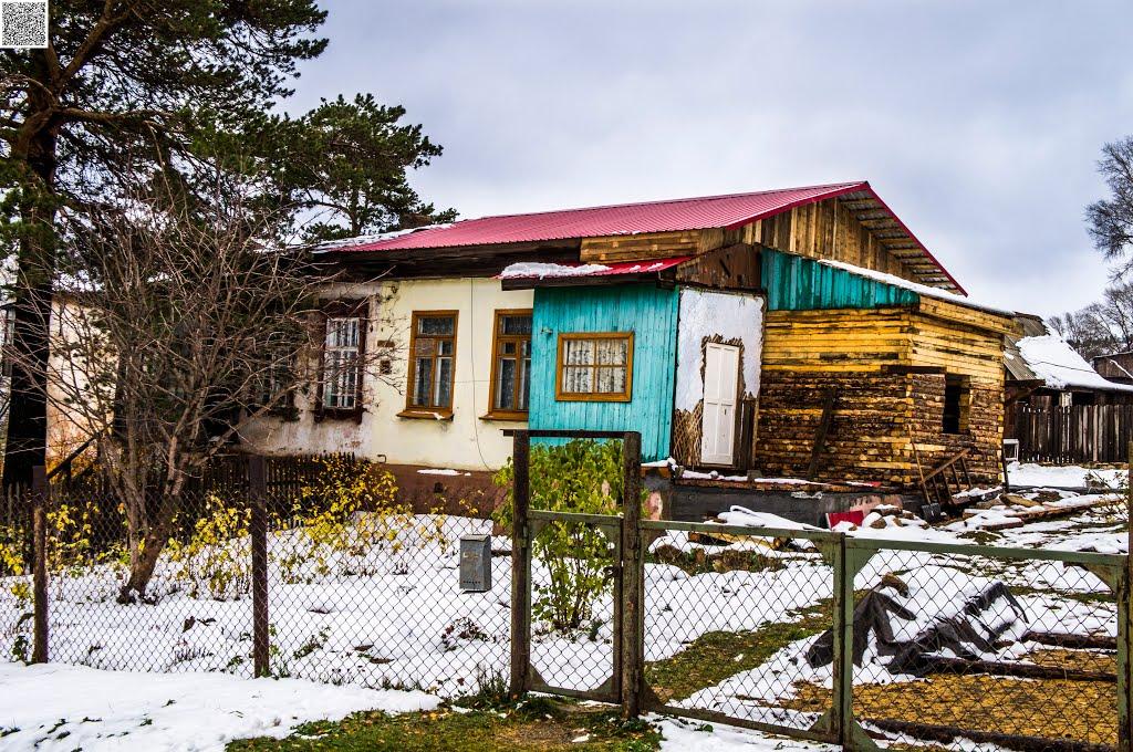 Bakal, Pervomayskaya ulitsa, 16, Бакал