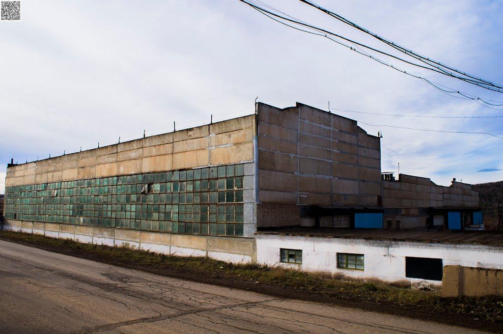 Bakal, Komsomolskaya ulitsa, Бакал