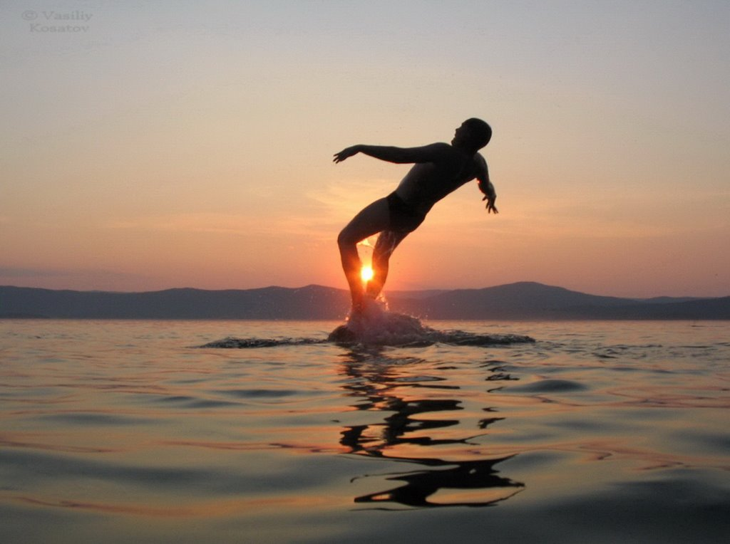 Полёты на закате / Flying on sunset, Бреды