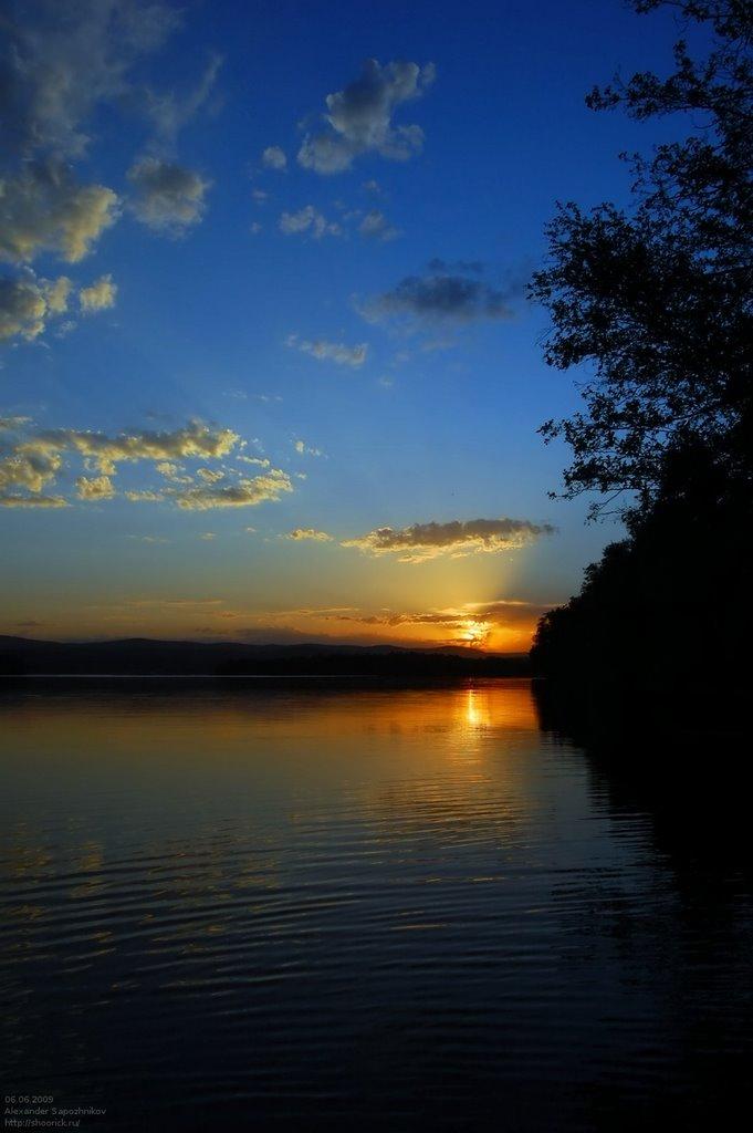 Озеро Большой Кисегач / Lake Bolshoy Kisegach, Бреды