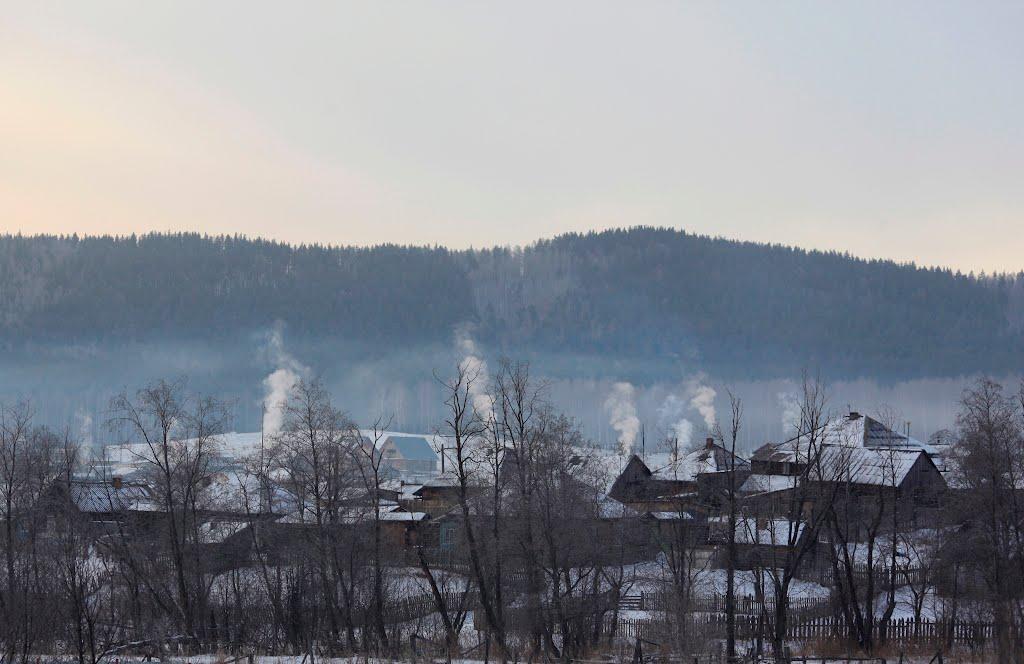 Зима. Урал. Сыростан, Бреды