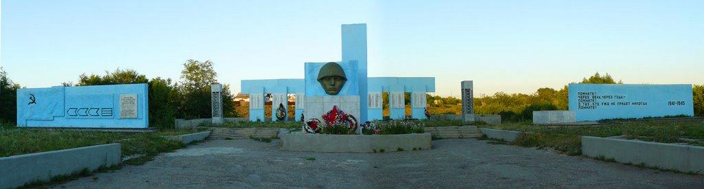 Мемориал падшим в ВОВ, Варна