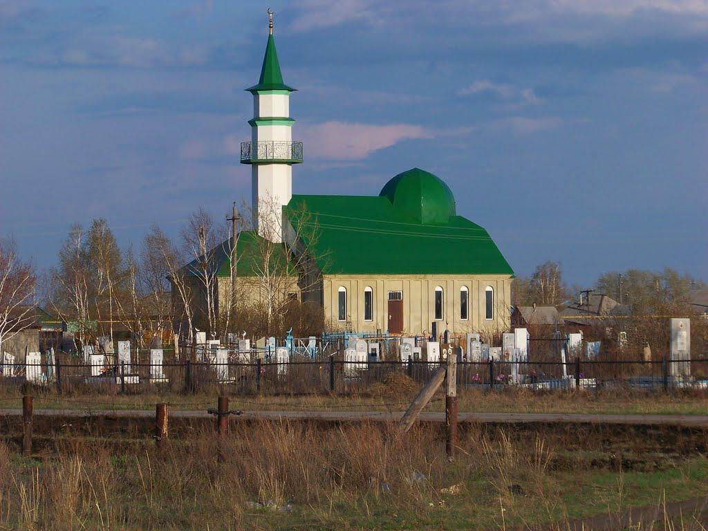 Мечеть и мусульманское кладбище, Варна
