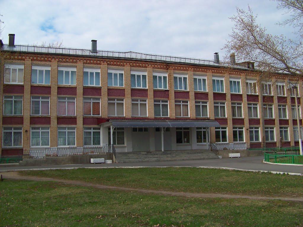 Школа №1, Варна