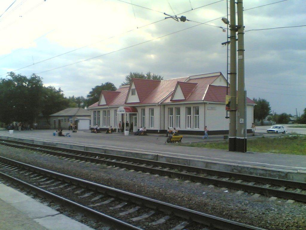 Ст. Тамерлан, Варна