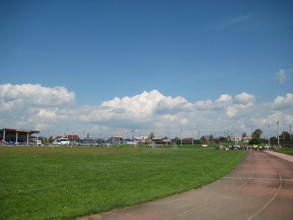 Стадион, Верхнеуральск