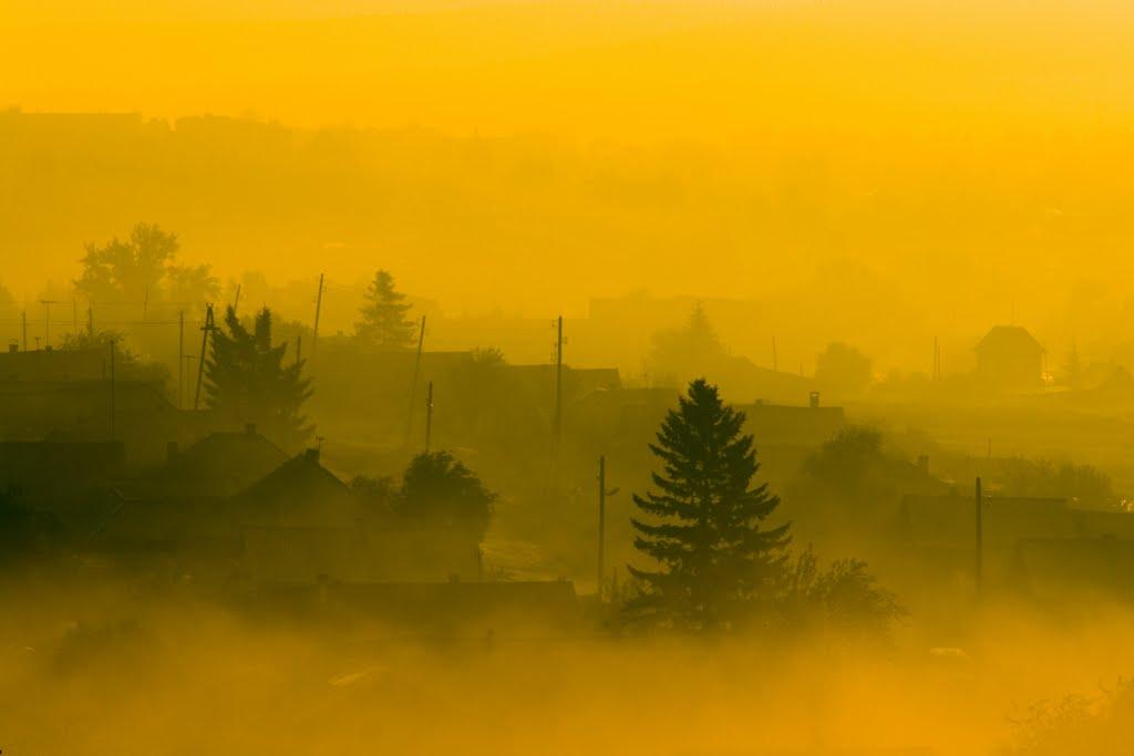 Туман, Верхний Уфалей