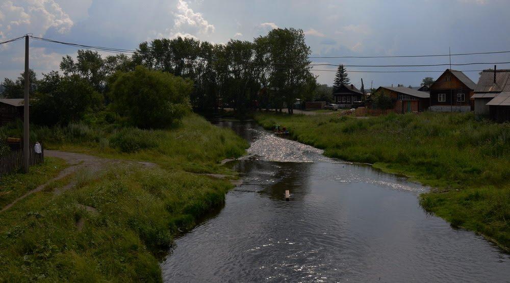 river, Верхний Уфалей
