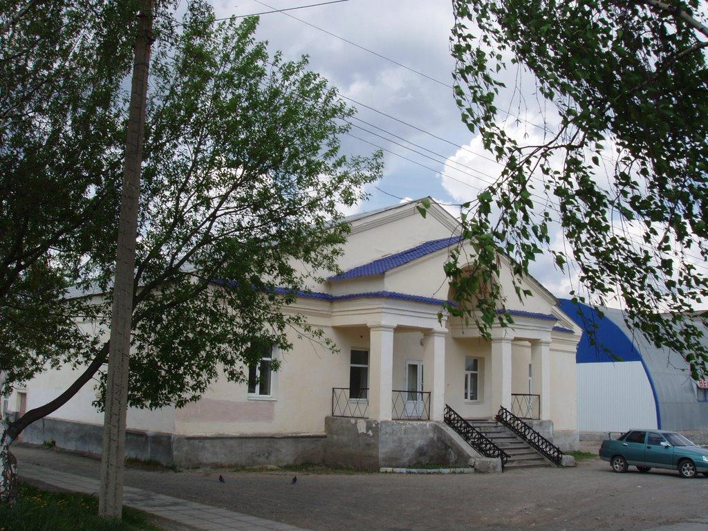 Здание Старого Кинотеатра, Верхний Уфалей