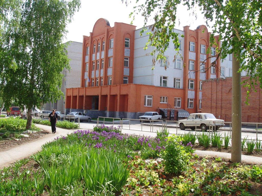Здание Налоговой Инспекции, Верхний Уфалей