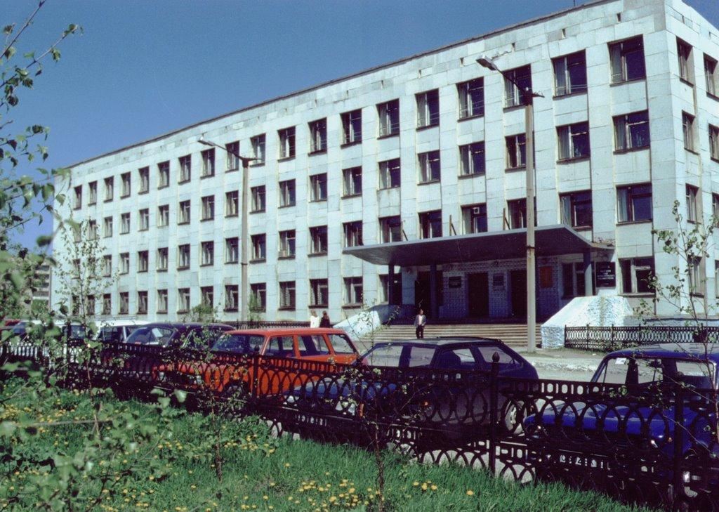 Здание Заводоуправления УЗММ, Верхний Уфалей