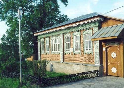 Здание - памятник архитектуры, Верхний Уфалей