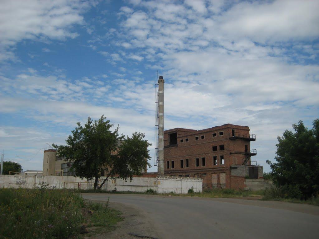 шахта, Еманжелинск